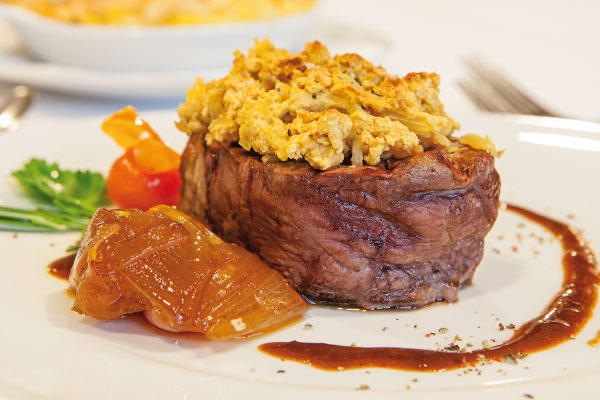 Donnerstag: Steak-Tag