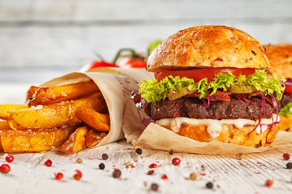 Freitag: Burger-Tag
