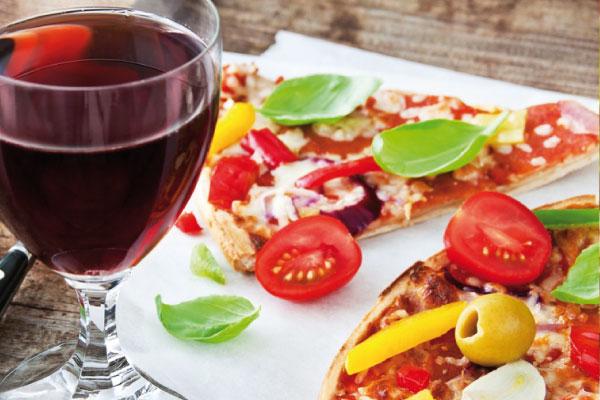 Mittwoch: Pizzatag